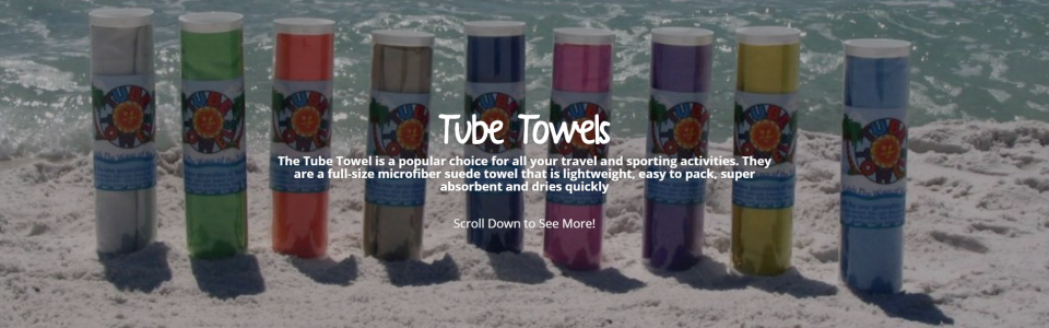 Client Spotlight – Tube Towels